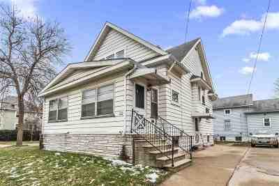 Oshkosh Single Family Home Active-No Offer: 623 E Parkway