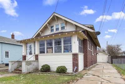 Oshkosh Single Family Home Active-No Offer: 137 W South Park
