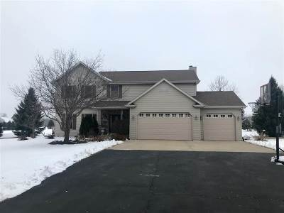 Neenah Single Family Home Active-No Offer: 3444 Knox
