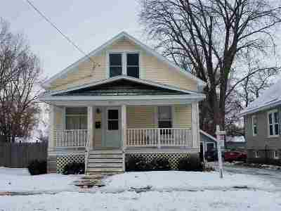 Oshkosh Single Family Home Active-No Offer: 637 W 4th