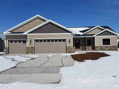 Green Bay Single Family Home Active-Offer No Bump: 2831 Rodeo