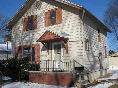Appleton Single Family Home Active-Offer No Bump: 804 W Summer