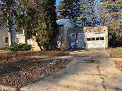 Green Bay Single Family Home Active-No Offer: 706 S Baird
