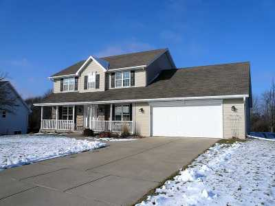 Green Bay Single Family Home Active-No Offer: 3037 Saybrook