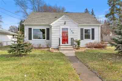 Green Bay Single Family Home Active-No Offer: 130 N Danz