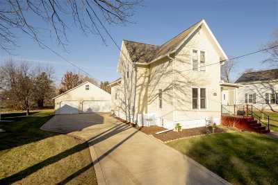 Oshkosh Single Family Home Active-No Offer: 144 W 18th