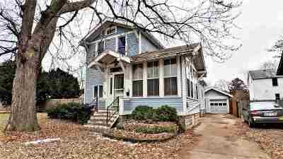 Oshkosh Single Family Home Active-No Offer: 209 Fulton