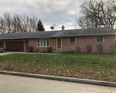 Green Bay Single Family Home Active-No Offer: 1371 Cormier