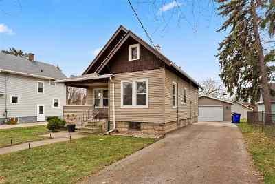 Appleton Single Family Home Active-Offer No Bump: 313 E Randall