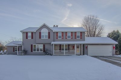 Howard, Suamico Multi Family Home Active-No Offer: 2065 Weedy
