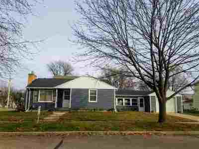 Menasha Single Family Home Active-Offer No Bump: 213 Green Bay