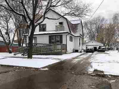 Green Bay Multi Family Home Active-No Offer: 1336 Smith