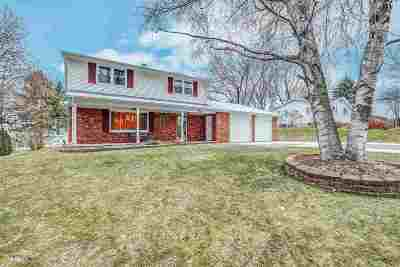 Green Bay Single Family Home Active-No Offer: 3021 Appollo