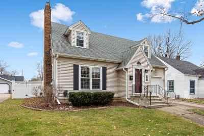 Appleton Single Family Home Active-Offer No Bump: 714 E Circle