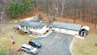 Waupaca Single Family Home Active-Offer No Bump: N369 East