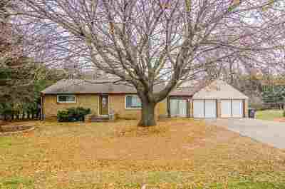 Freedom Single Family Home Active-Offer No Bump: N3966 Hwy 55