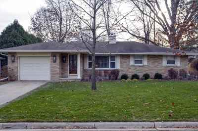 Green Bay Single Family Home Active-Offer No Bump: 1627 Forest Glen