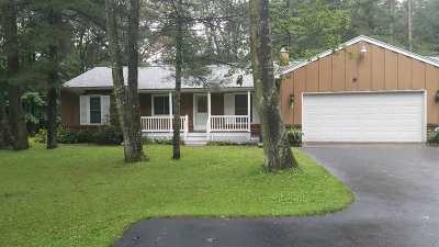 Marinette Single Family Home Active-No Offer: N2419 Rivers Edge