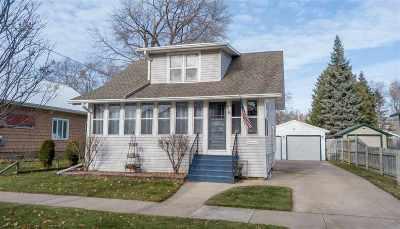 Appleton Single Family Home Active-Offer No Bump: 816 W Oklahoma