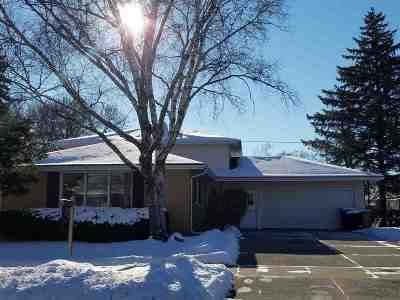 Appleton Single Family Home Active-No Offer: 713 E Greenfield
