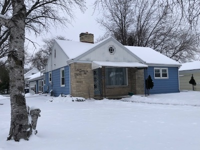 Neenah Single Family Home Active-No Offer: 773 W Cecil