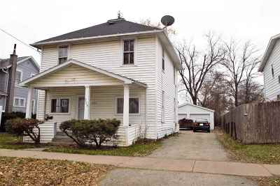 Appleton Multi Family Home Active-No Offer: 725 W Franklin