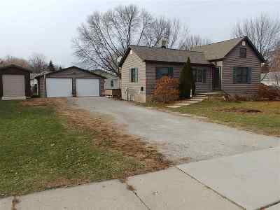Green Bay Single Family Home Active-No Offer: 315 N Fisk