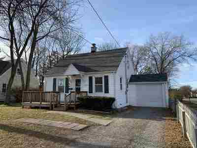 Green Bay Single Family Home Active-No Offer: 502 S Fisk