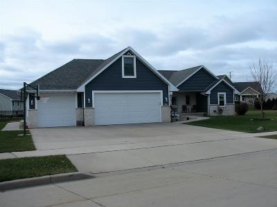 Appleton Single Family Home Active-Offer No Bump: 1206 Bobby