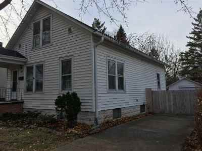 Green Bay Single Family Home Active-No Offer: 430 14th