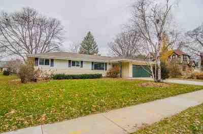 Oshkosh Single Family Home Active-Offer No Bump: 2103 Vinland