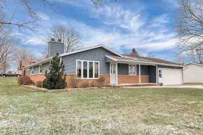Luxemburg Single Family Home Active-Offer No Bump: 1343 Colle