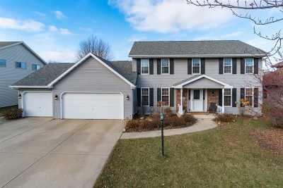 Appleton Single Family Home Active-No Offer: 2608 E Dietzen