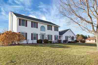 Green Bay Single Family Home Active-Offer W/Bump-Show: 1099 Chapel Hill