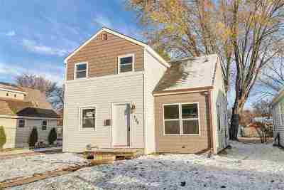 Green Bay Single Family Home Active-No Offer: 726 Marshall