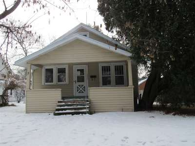 Appleton Single Family Home Active-No Offer: 1335 W Rogers