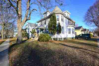Green Bay Multi Family Home Active-No Offer: 802 Dousman