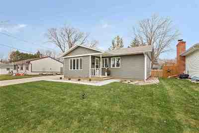 Combined Locks Single Family Home Active-Offer No Bump: 434 Patrick
