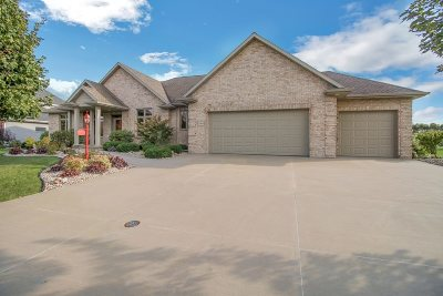Wrightstown Single Family Home Active-No Offer: 296 Peterlynn