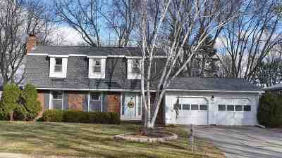 Green Bay Single Family Home Active-Offer No Bump: 505 Somerset