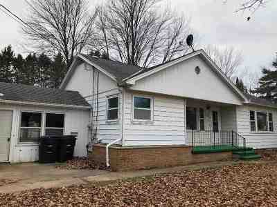 Shawano County Single Family Home Active-No Offer: 606 E Lieg