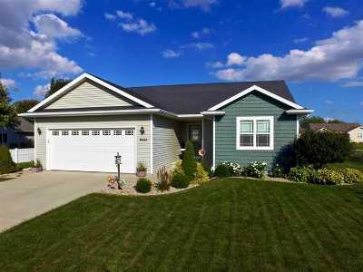 Appleton Single Family Home Active-Offer No Bump: N9444 Hunter
