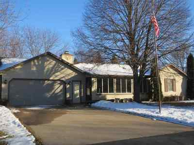 Greenville Single Family Home Active-Offer No Bump: N1682 Ridgeway