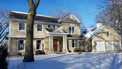 Appleton Single Family Home Active-No Offer: 340 W River