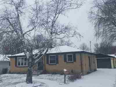 Green Bay Single Family Home Active-No Offer: 1241 Langlade