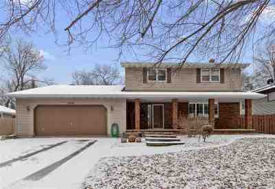 Appleton Single Family Home Active-Offer No Bump: 1408 S Rebecca