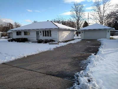Neenah Single Family Home Active-No Offer: 1293 Glenview