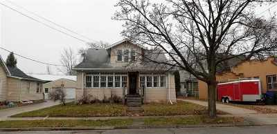 Neenah Single Family Home Active-Offer No Bump: 307 W Forest
