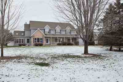 Neenah Single Family Home Active-No Offer: 7752 Joseph Peters