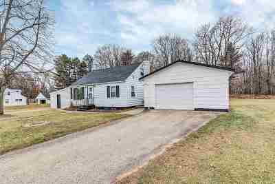 Oconto Falls Single Family Home Active-No Offer: 119 Mead